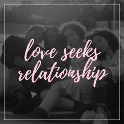 Love Seeks Relationship